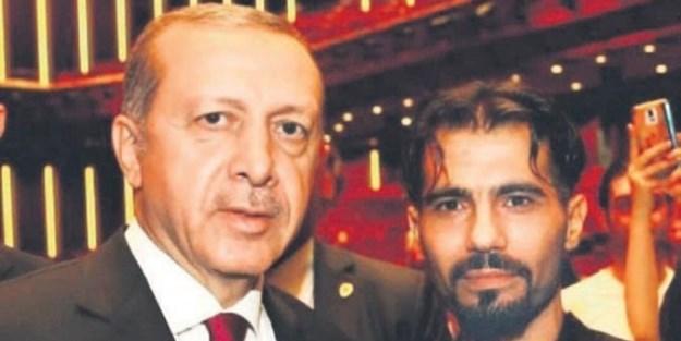Erdoğan'dan darbe gazisine vefa