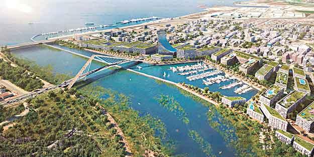 Erdoğan'dan flaş Kanal İstanbul açıklaması! Çok net tarih verdi
