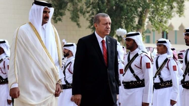 Erdoğan açıkladı! Türkiye Katar'ı savunur mu?