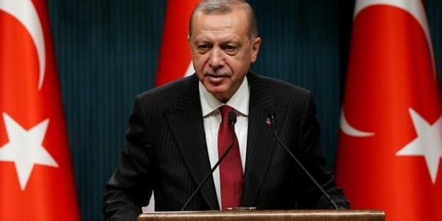Erdoğan'dan Gaziler Günü mesajı
