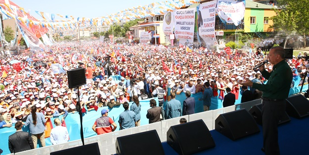 Erdoğan'dan İnce'ye sert tepki: Yazıklar olsun terbiyesiz!