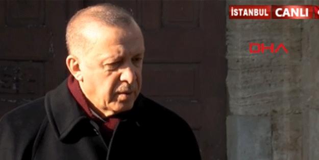 Erdoğan'dan Kadir Topbaş açıklaması