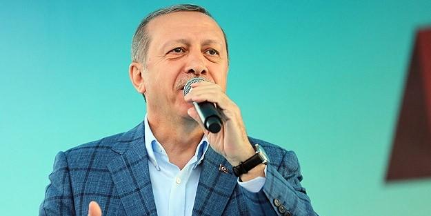 Erdoğan'dan 'Kafkas İslam Ordusu' ruhuna övgü