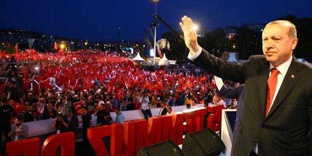 Erdoğan'dan Kılıçdaroğlu'na sert tepki: Bu terbiyesizliktir!