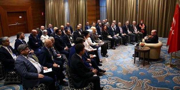 Erdoğan'dan kritik 28 Şubat açıklaması: Sivil kanadına hiç dokunulmadı
