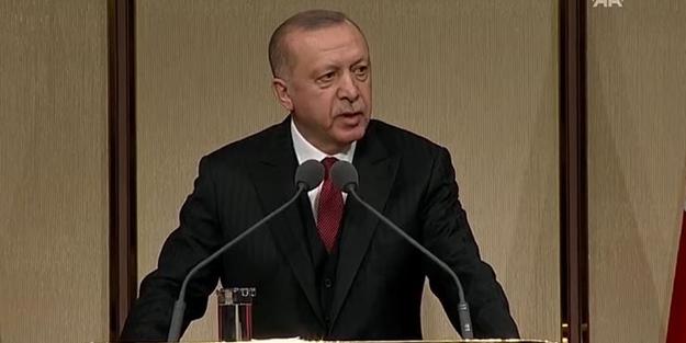 Erdoğan'dan kritik açıklama: Annesine babasına saygısı olmayan bir çocuğun...