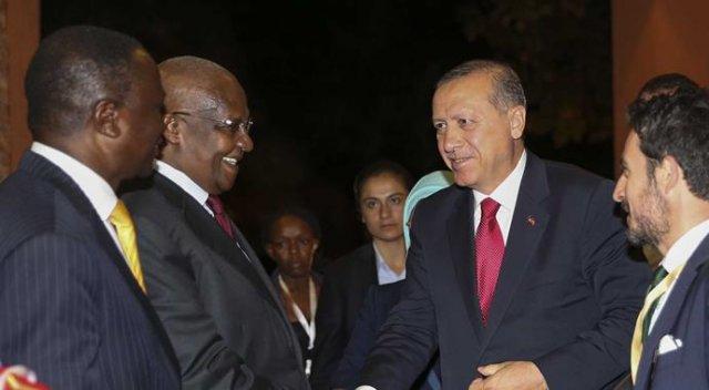 Erdoğan'dan kritik ziyaret