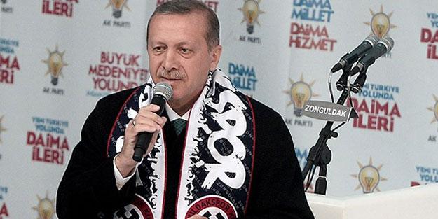 Erdoğan'dan maden işçisi müjdesi! Kurum'a alımlar yapılacak