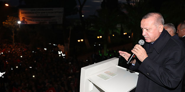 Başkan Erdoğan açıkladı: Yerlerini tespit ettik, 33 bin silahı topluyoruz