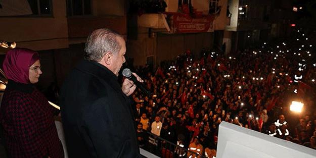 Erdoğan'dan önemli açıklamalar… 'Kimse bu ülkenin bileğini bükemeyecek'