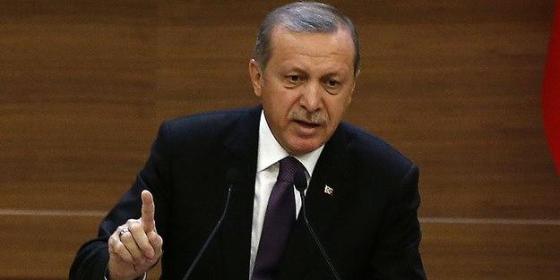 Erdoğan'dan önemli tweet!