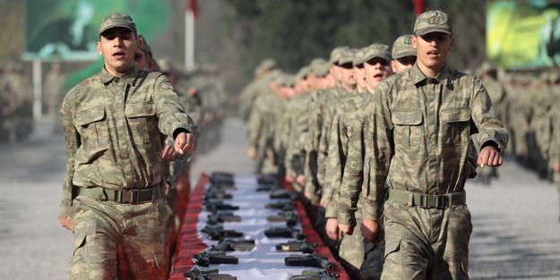 Erdoğan'dan profesyonel askerlikle ilgili önemli açıklama!