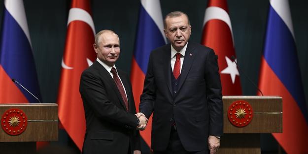 Başkan Erdoğan'dan Rusya'ya PYD/YPG çağrısı