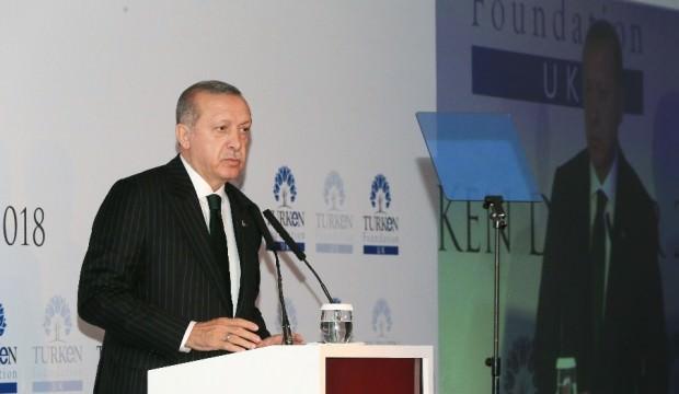 """Erdoğan'dan Şener sorusuna cevap: """"Adam değil"""""""