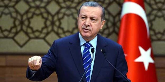 Erdoğan'dan şer odaklarına sert mesaj