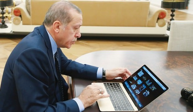 Cumhurbaşkanı Erdoğan'dan sıkı takip