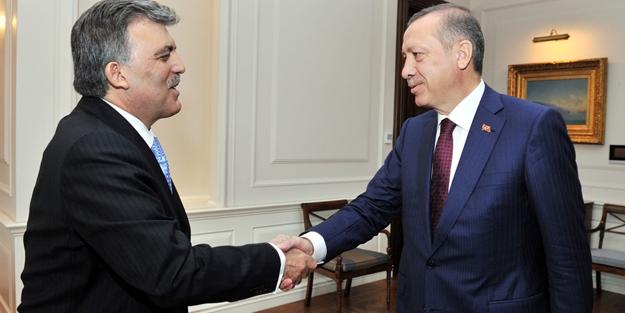 Erdoğan'dan sonra Gül'den bir sürpriz görüşme daha!