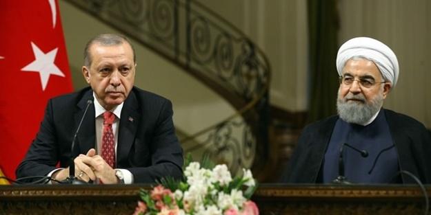 Erdoğan'dan Süleymani açıklaması! 'Ruhani'ye tavsiyede bulundum'