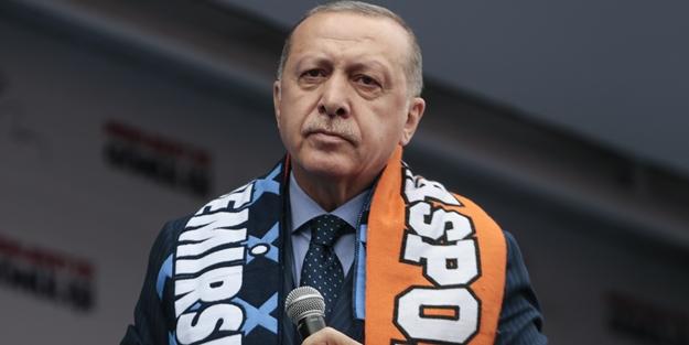 Erdoğan'dan Taksim'deki rezalete okkalı cevap!