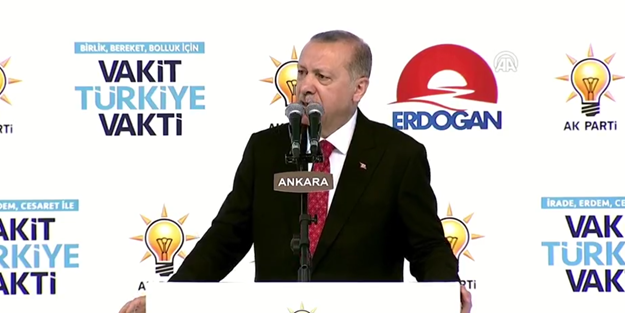 Erdoğan'dan Türk Bilim Üssü müjdesi!
