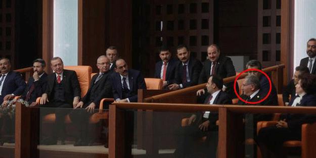 Erdoğan'ı gülümseten an… CHP'li vekil 'YSK Başkanı çık oradan' diye bağırdı ama…