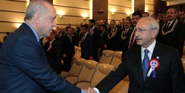 Erdoğan'ın 500 bin liralık davasına karşılık Kılıçdaroğlu'ndan büyük kepazelik!