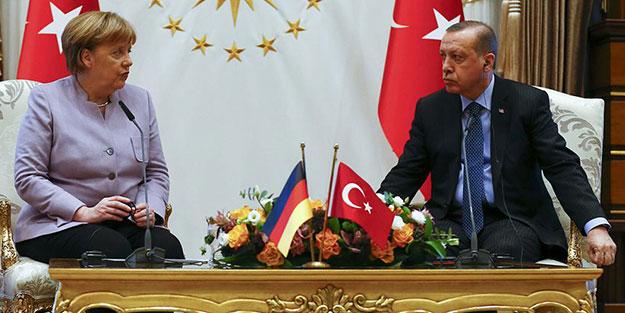 Erdoğan'ın Almanya ziyaretinin detayları belli oldu