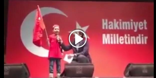 """""""Erdoğan'ın arkasında sağlam adamlar var"""""""