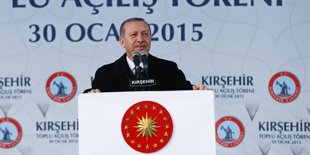 Erdoğan'ın başaramadığı o konu!