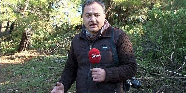 Erdoğan'ın bulunduğu yeri haber yapan Sözcü muhabiri kendini böyle savundu