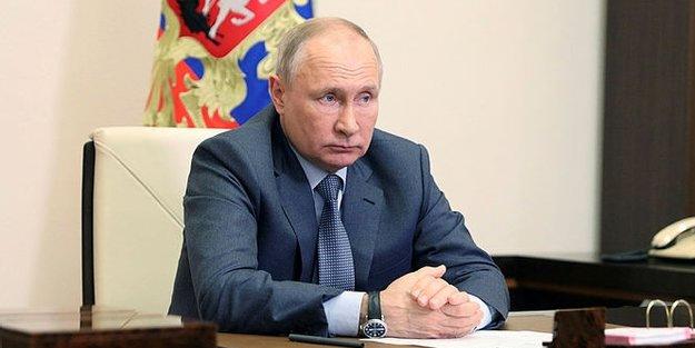 Erdoğan'ın çağrısının ardından Putin'den Filistin hamlesi