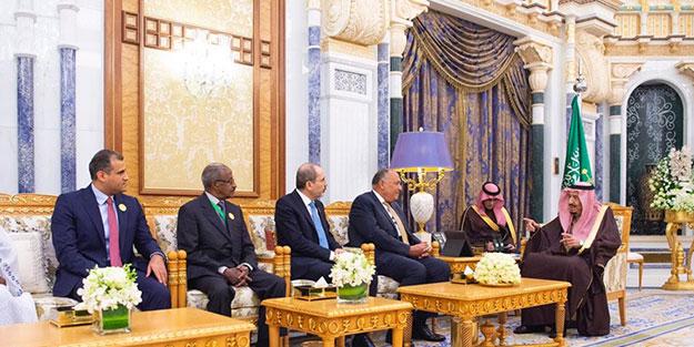 Erdoğan'ın hamlesi kuklaları rahatsız etti! Suudi Arabistan ve Mısır, Türkiye'ye karşı anlaştı