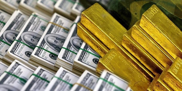 Erdoğan'ın müjdesi öncesi altın ve dolarda büyük hareketlilik