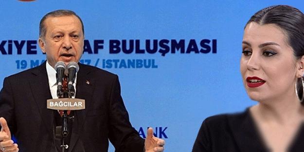 Erdoğan'ın övdüğü Göknur Damat kimdir?
