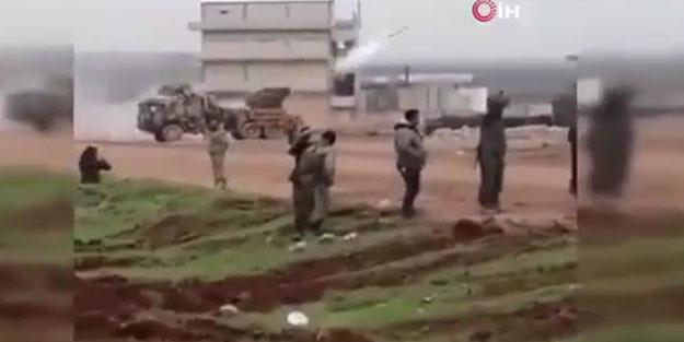 Erdoğan'ın sözleri sonrası TSK, Esed rejimini vurdu