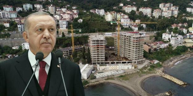 Erdoğan tepki göstermişti, yerle bir edildi