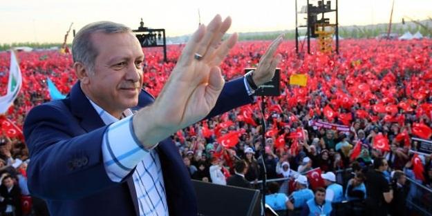 Erdoğan'ın tweetinde dikkat çeken detay