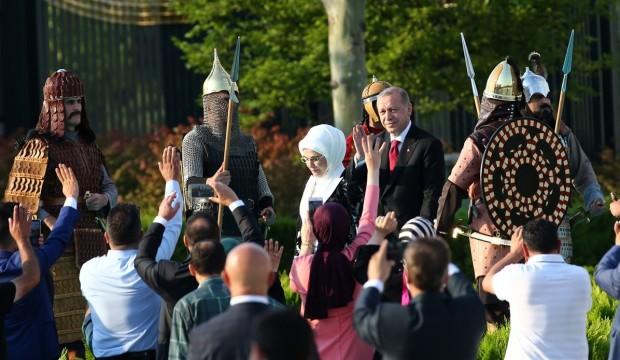 Erdoğan'ın yemin töreni Arap medyasında!