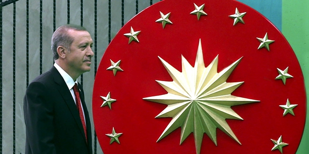 Erdoğan'ın yemin törenine büyük katılım