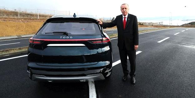 Erdoğan'ın yerli otomobil sözleri sonrası alkış tufanı koptu