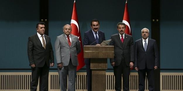 Erdoğan'la görüşen aşiret liderleri Barzani'ye karşı birleşti