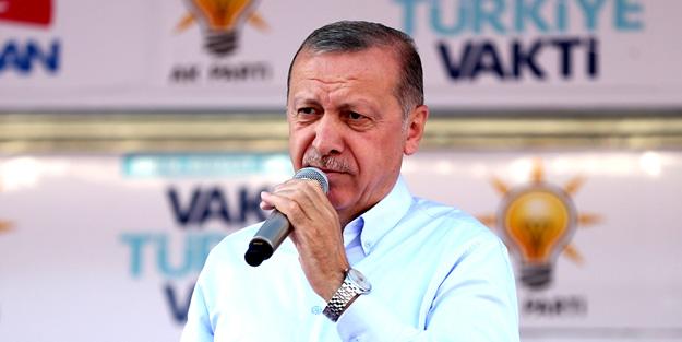 Erdoğan'nın Bursa'da seçmene 'Sakarya' diye seslendi yalanı!