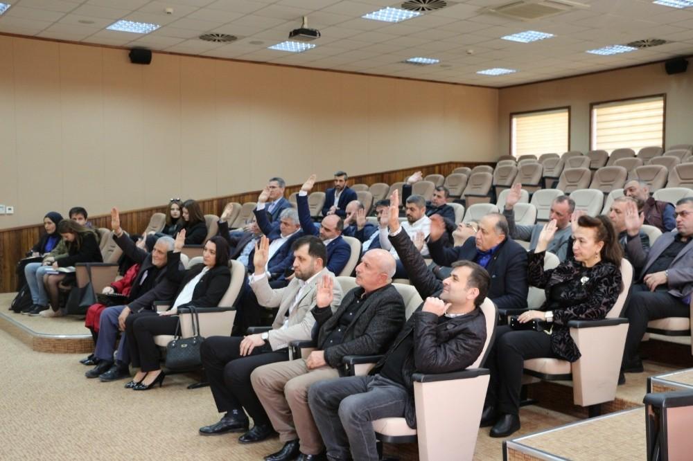 Erenler Belediyesi Mart ayı Meclis Toplantısı gerçekleşti