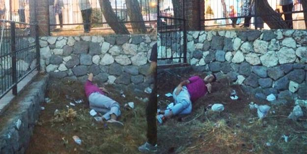 Ergenekon'daki gizli tanık eski savcı İzmir'de böyle yakalandı