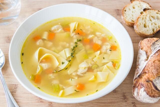 Erişteli sebze çorbası | Tam kıvamında şahane bir tarif