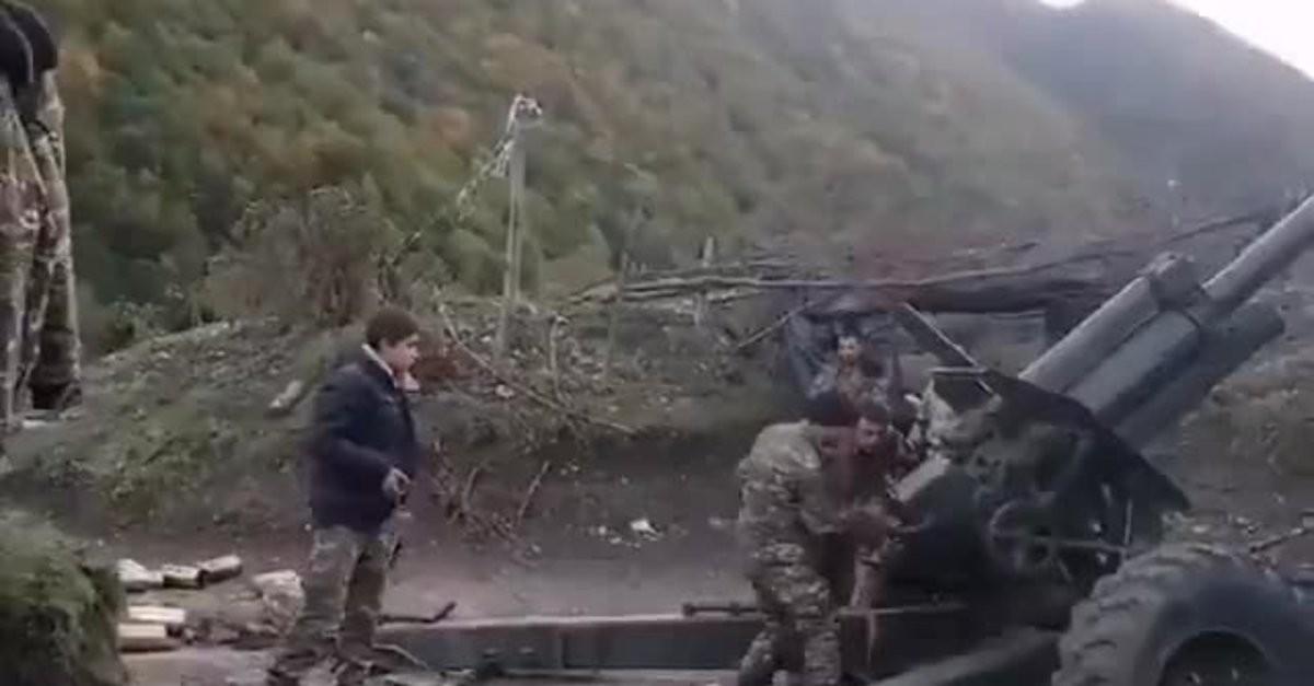 Ermeniler PKK gibi çocukları kullanıyor