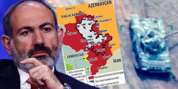 Ermenistan akıllanmıyor! Dağlık Karabağ'a askeri müdahale
