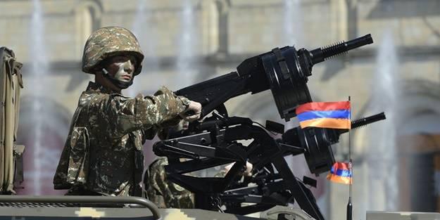 Ermenistan askerlerinden bir alçaklık daha! Azerbaycan'dan misilleme