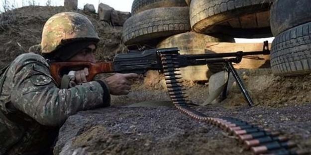 Ermenistan ateşkesi bozdu: 1 asker şehit!