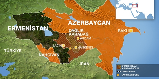PKK'nın yeni üssü: Ermenistan